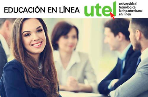 Universidad UTEL- Prepa, Licenciaturas, Mestrías y Doctorado en Línea